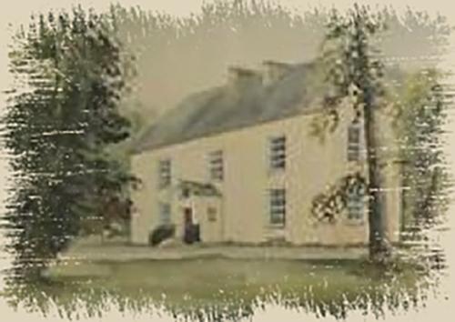 Ballinteggart House Artist Impression