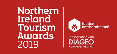 northern ireland tourism awards logo